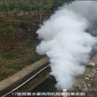 海南热卖 果园弥雾机烟雾机 森林大面积防虫打药弥雾机