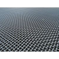 安平东润钢丝轧花网 孔径多样 轧花黑钢丝网 编织黑钢丝轧花筛网 特殊孔径规格可加工定做