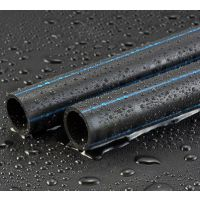 坤峰厂家直销pe管材给水管0.8Mpa塑料管HDPE