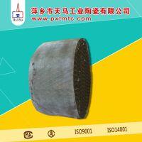 天马陶瓷304不锈钢丝网波纹填料 AX型 BX型CY型 金属丝网波纹规整化工填料