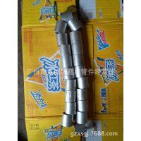 批发零售铝合金内丝接头 广州铝接头 管道直通接头,广州市鑫顺