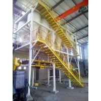 斯菲尔钢厂保护渣连铸集中供料、自动配混系统特点