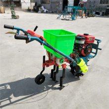 自走式玉米播种机 汽油手扶施肥机 农用苞谷追肥机