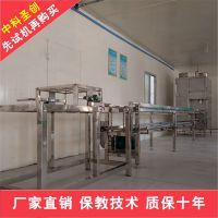 冲浆板豆腐机多少钱一套 全自动冲浆板豆腐生产线设备 石膏嫩豆腐机视频