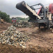 时产100吨建筑垃圾破碎机需要多少资金,恒美百特石料场破碎机