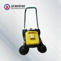 厂家直销小型扫地机金林机械手推式扫地机