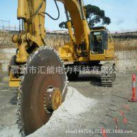 挖掘机锯石机混凝土切割锯各种型号挖机带锯机2022***新