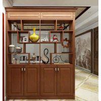 客厅隔断装饰柜