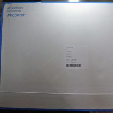 whatman山梨酸测定标准滤纸46x57cm定性滤纸1003-917 100张/盒