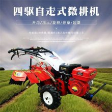 广西芦苇除草机 轻便耐用微耕机 一机多用高效率微耕机