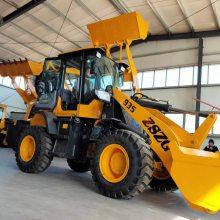 加高臂铲车价格铲粮食专用铲车小型高卸王装载机厂家