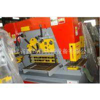 多功能液压联合冲剪机 一机多用 Q35Y系列液压冲剪机 鑫玛特机械