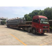 上海物流服务公司码头港口大件运输车队