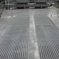 2公分厚的玻璃钢格栅 整板1米x4米 河北华强