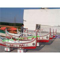 得胜湖 欧式木船4米长土尔其彩绘装饰船 手划观光船公园景观船客船
