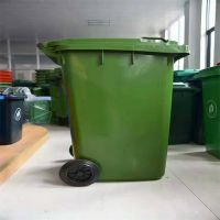 献县鑫建厂家批发环卫环保垃圾桶 加厚240升分类垃圾桶 市镇府学校小区专用可印字