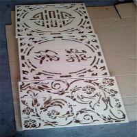 镂空雕花铝单板异形弧形铝板冲孔铝板氟碳喷粉