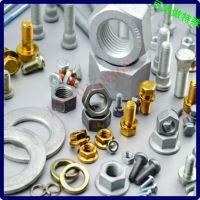 汽车螺丝母 金色螺丝生产厂家 M2.523456810121618202230333648