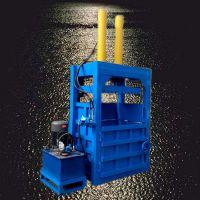 废易拉罐压块机价格 佳鑫多功能打包机 双缸易拉罐挤包机