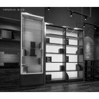 上海闵行定制书柜厂家 展示架定制 书房书桌定做厂家