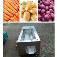土豆清洗机-华宝多功能清洗设备-1800型果蔬机器