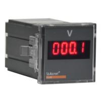 安科瑞PZ48-AV单相可编程电测仪表 485通讯口,LCD显示,防窃电