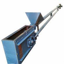 管链式粉末输送机 兴运食用盐用管链提升机 批量定制