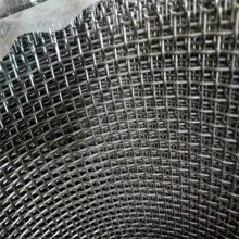 黑钢轧花网贵吗 金刚轧花网 锰钢矿筛网