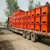 防腐木花箱 木质立体种植槽花箱生产厂家