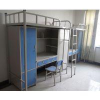 供应金宏达高级公寓床上下床员工宿舍床学生宿舍床铁架子床组装来图定制