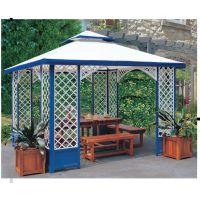 厂家供应品木优质钢铁结构凉亭