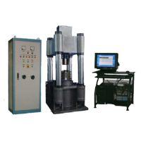HSW-600微机控制电液伺服岩石三轴压力试验机-恒乐兴科