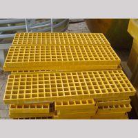 蓄电池厂方形地沟盖板格栅板价格 河北华强