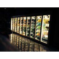 工厂直销SLG30超市水果冷柜 、立式保鲜冷柜、饮料牛奶冷藏柜