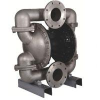 "QBY3-125 5""不锈钢气动双隔膜泵"