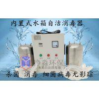内置式水箱自洁消毒器WTS-2A(一控二)臭氧发生器水处理设备消毒灭菌仪