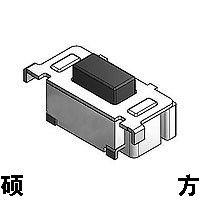 台湾硕方品牌 TS-112 单向式直键轻触开关