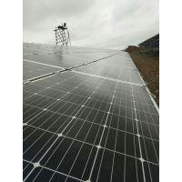 晶澳单晶太阳能电池板厂家。发电量高。有保障。超长质保。