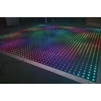 新款视频地板砖 可走文字图案与星空效果的亚克力视频地板砖