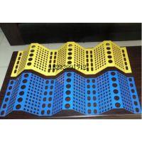 衡水安平厂家生产防风抑尘网 煤场高强度挡风墙 电厂使用防风网 专业生产圆孔
