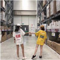 三到五元男女T恤批发最新款直销女T恤批发便宜虎门太沙路服装厂家