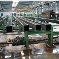 350*350*8.0~30无缝方管与焊接方管有什么区别(Q345B)