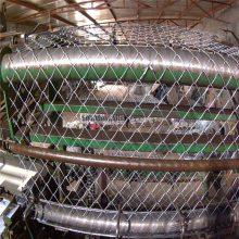 绿化用勾花网 喷浆挂网 旺来边坡防护网