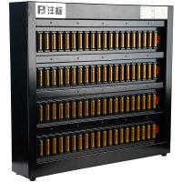 沣标KTV麦克风话筒5号电池充电柜快速电池充电器可充5号7号80节