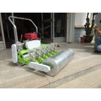 湖南小粒种子精播机 6行蔬菜播种机 汽油机带动