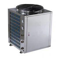 奥栋三联供热泵—行业领跑者!空调+地暖+热水=五星级家