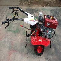 果园开沟培土机 小型柴油微耕机