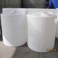 厂家直销PE加药箱耐酸碱搅拌桶 1吨PAM药剂搅拌 硫酸塑料储存桶