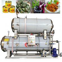 强大品牌杀菌系列设备 肉制品不锈钢杀菌釜 果蔬加工专用灭菌机