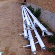三角拔杆 优质铝合金三角扒杆 人工立杆工具 洪涛电力